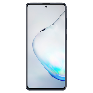 Samsung Galaxy Note 10 Lite Aura Black 128GB Grad B