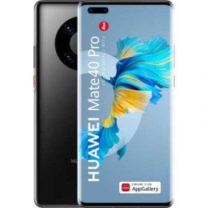 Huawei Mate 40 Pro Negru 256Gb DS 5G Grad A