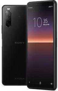 Sony Xperia 10 II 128GB DS Negru 4G+casti Sony WH-CH510 Grad B