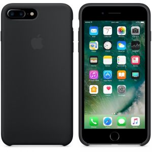 Apple Carcasa silicon iPhone 7/8 Plus NOU