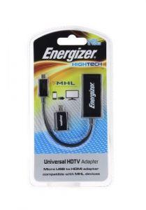 Energizer Adaptor Universal HDTV Grad B