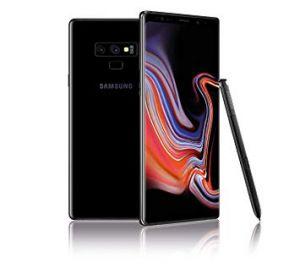 Samsung Galaxy Note 9 128GB Black Grad A
