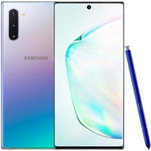 Samsung Galaxy Note 10 256GB Dual SIM Argintiu 4G Grad B