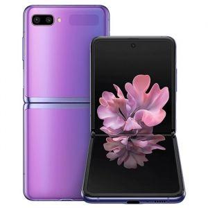 Samsung Galaxy Z Flip Dual SIM Purple 256GB Grad B