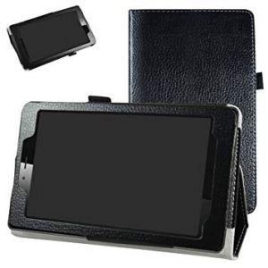 OXO Book Case piele Black Vodafone Smart Tab III 7'' Grad B