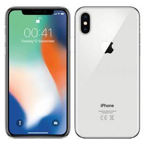 iPhone X  256GB Silver Grad B