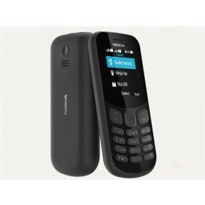 Nokia 130 2017 Black Grad B
