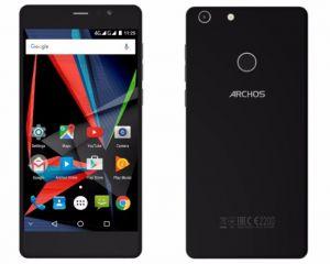 Archos 55 Diamond Selfie 64GB Black Grad A