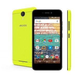 Archos 50f Neon Dual SIM 16GB Galben Grad A