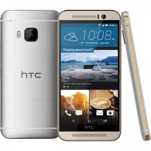 HTC One M9 32gb Gold on Silver 4g Grad C