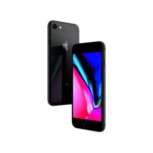 Iphone 8 256GB Space Gray Grad A+Carcasa piele iPhone 8 CADOU