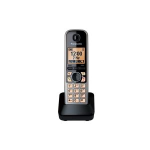 Telefon fix Teckdesk Connect 60 negru Grad A