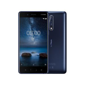 Nokia 8 64GB Dual SIM Polished Blue Grad C