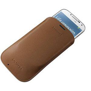 Husa tip pouch Samsung Galaxy S 4 Grad B