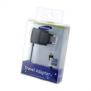 Travel adapter Micro-USB Negru Samsung Grad B
