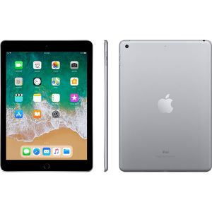 Apple Ipad 6 Wifi Cellular Space Gray 128 GB Grad A