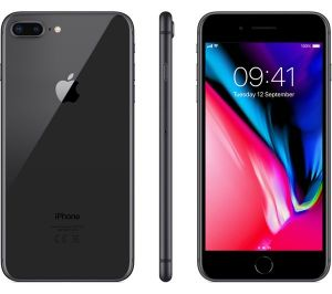 Iphone 8 Plus 256GB Space Gray Grad A