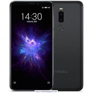 Meizu M8 Note Dual SIM 64GB Black 4G