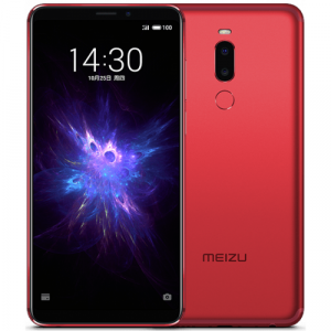 Meizu M8 Note Dual SIM 64GB Red 4G