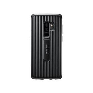 Protective standing cover Black Samsung Galaxy S9+ Grad B