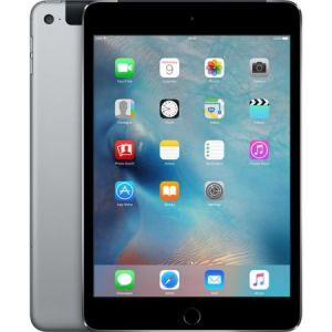 iPad mini 4 Wi-Fi + Cellular 128GB  Space Grey Grad A