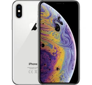 Iphone XS 64GB Silver Grad A